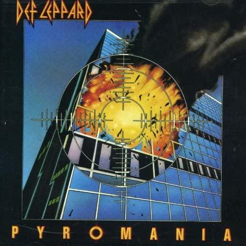 Pyromania By Joe Elliot