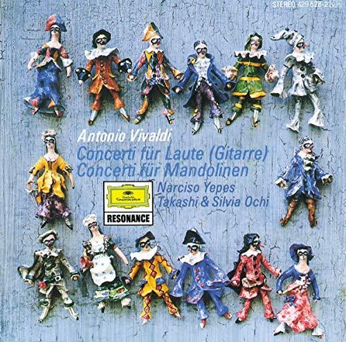 Takashi Ochi - Vivaldi: Lute-Mandolin Concertos By Takashi Ochi