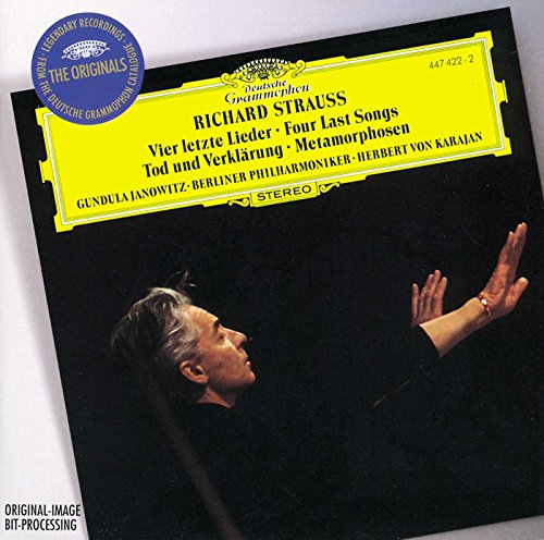 Four Last Songs By Richard Strauss