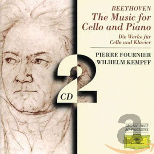 Pierre Fournier Wilhelm Kempff - Beethoven: The Music for Cello and Piano