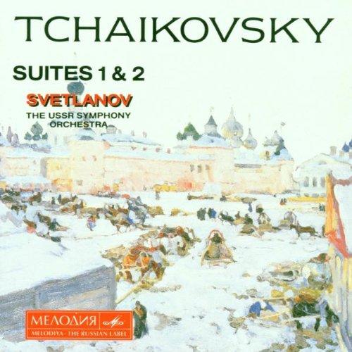 USSR So - Tchaikovsky:Suites 1, 2