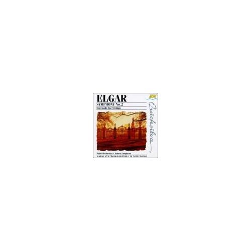 Elgar : Symphony No. 2, Serenade for Strings
