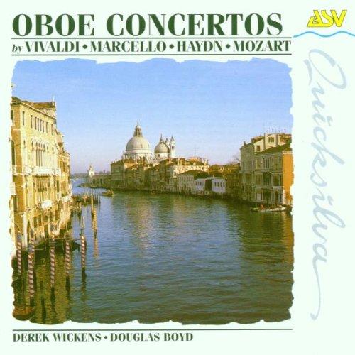 Rpo/Boyd - Oboe Concertos