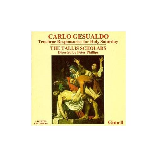 Gesualdo: Tenebrae Responsories for Holy Saturday