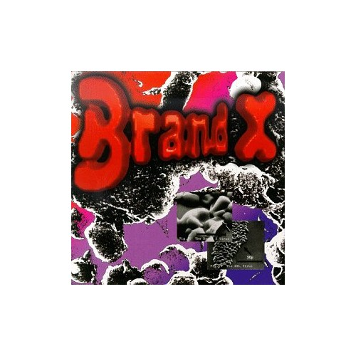 Manifest Destiny - Brand X CD