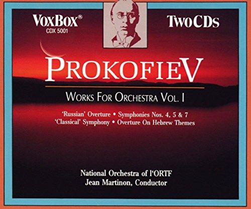Sergei Prokofiev - Prokofiev: Works For Orchestra
