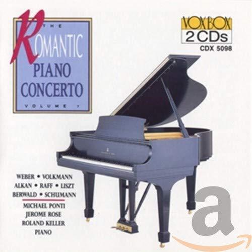Romantic Piano Concerto