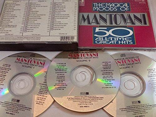 Mantovani - Magical Moods of Mantovani