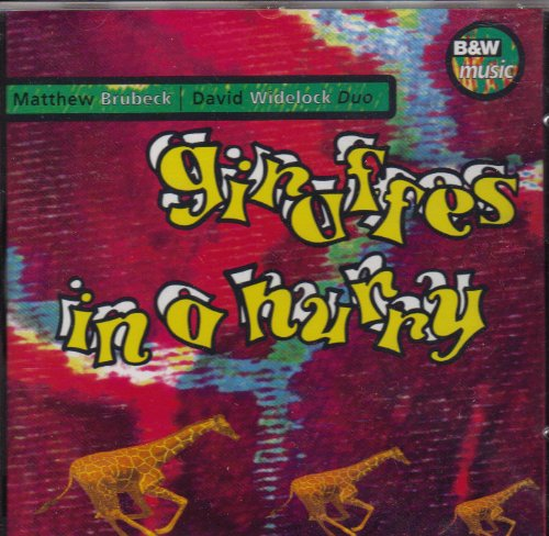 Matthew Brubeck & David Widel - Giraffes in a Hurry