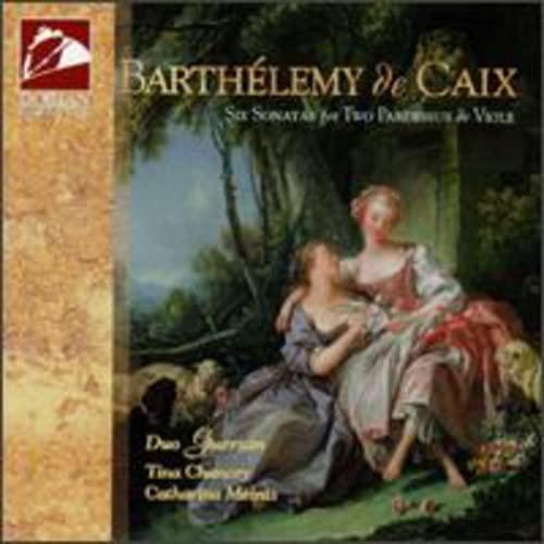 Louis de Caix d'Hervelois - Caix d'Hervelois: Sonatas, Op.1