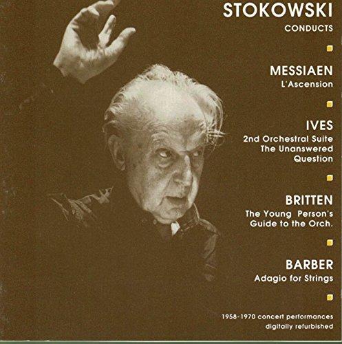 Stokowski, Leopold - Conducts Messiaen/Ives/Britten