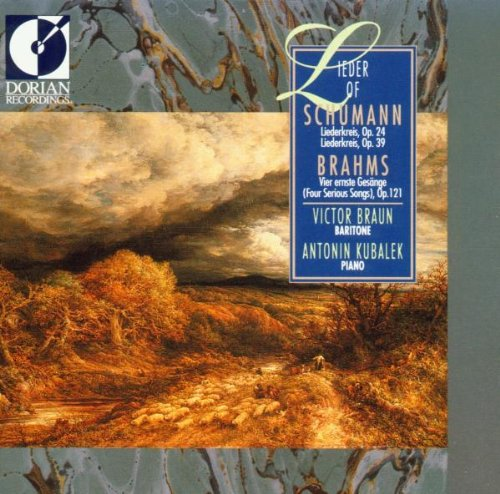 Schumann/Brahms - Leider (Braun, Kubalek)