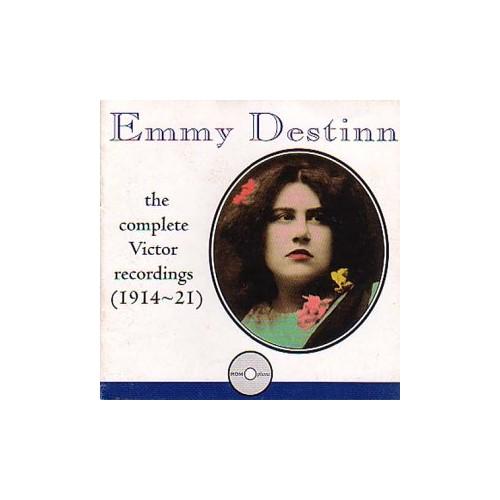 Mozart/Wagner/Verdi - Emmy Destinn-Complete Victors 1914 - 1921 By MozartWagnerVerdi