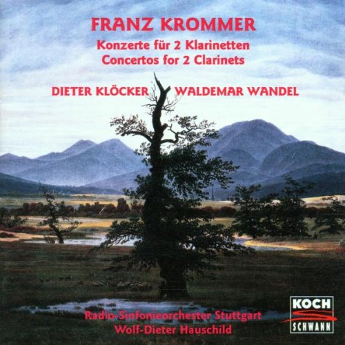 Hauschil - Krommer;Concs.2 Clarinets