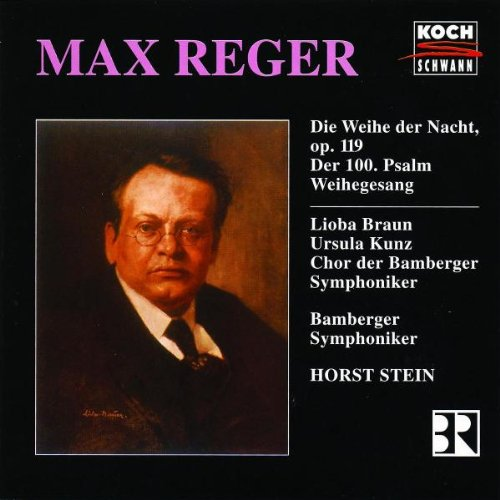 Bamberg So/Stein - Reger/Consecration of the Night