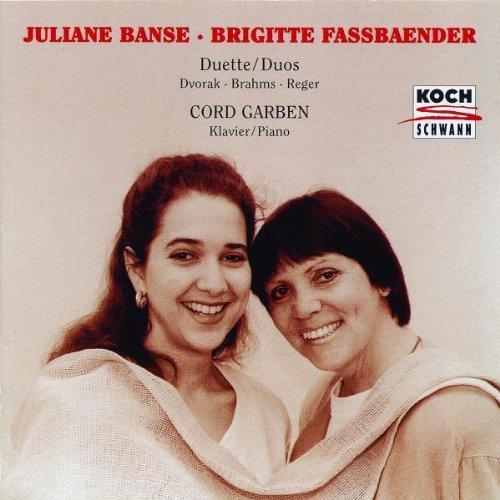 Dvorák/Brahms/Reger: Duets