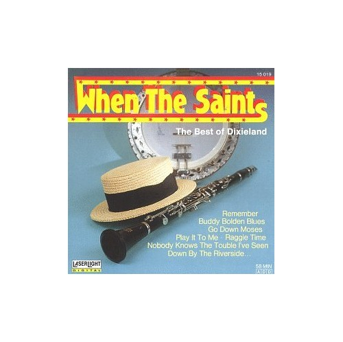 Dixieland Stompers - When the Saints-Best of Dixiel