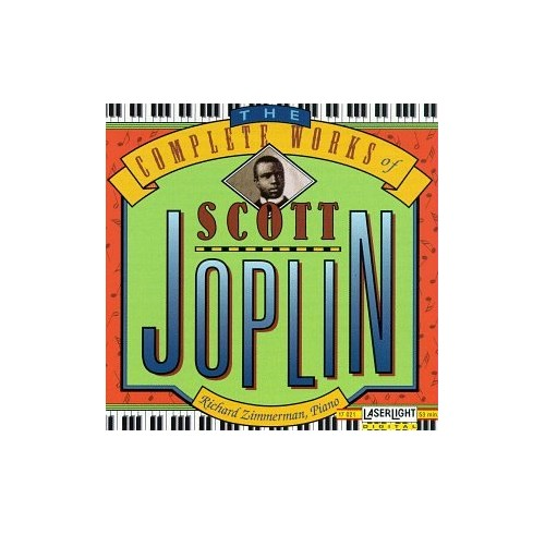 Joplin, Scott - Complete Works 1