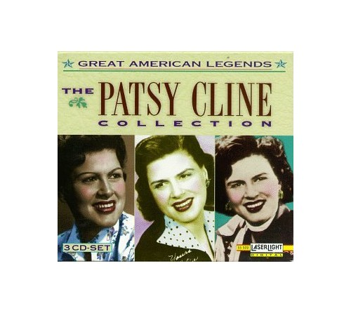 Patsy Cline - Collection (3 CD Set)