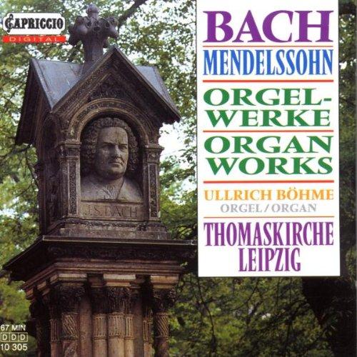 Various Composers - Orgelwerke (Bohme)