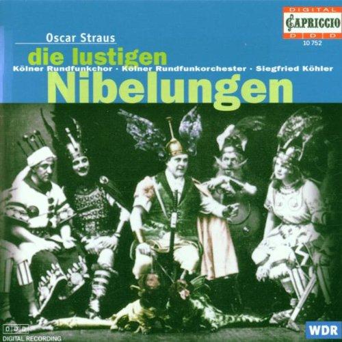 Straus: die lustigen Nibelungen