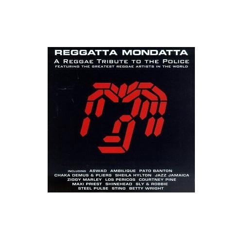Various - Reggatta Mondatta