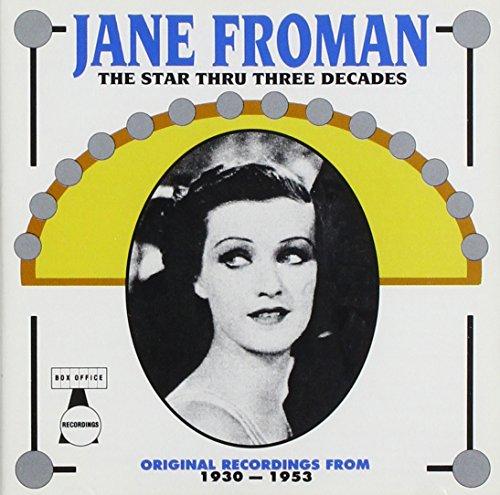 Jane Froman - Star Through 3 Decades