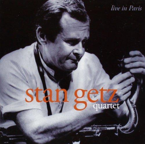 Stan Getz - Live in Paris