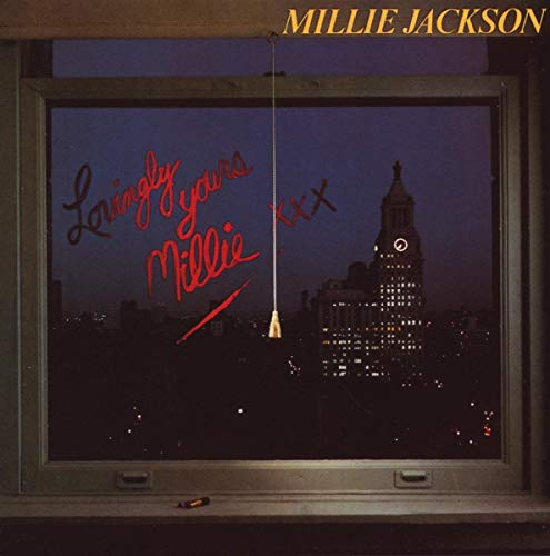 Jackson, Millie - Lovingly Yours