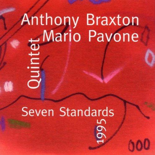 Anthony Braxton/Mario Pavone - Seven Standards