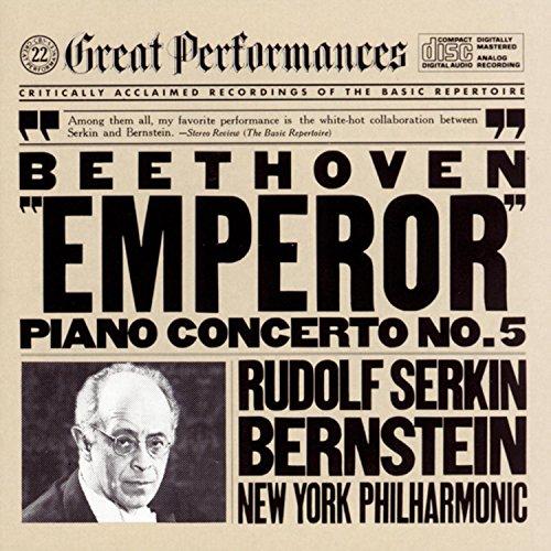Beethoven^Serkin^Bernstein^Nyp - Piano Concerto 5