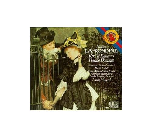 Rondine-Complete Opera