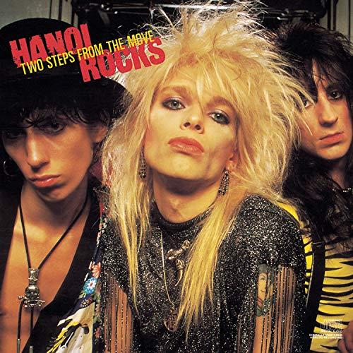 Hanoi Rocks - Two Steps Form the Move