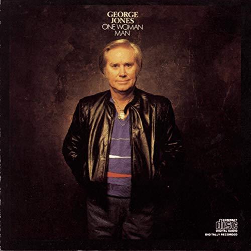 George Jones - One Woman Man