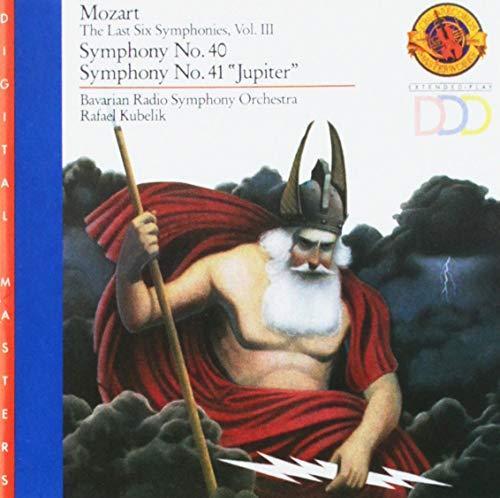 Mozart, W.a. - Sym 40/41