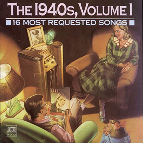 Various - 16 Most Requested 1940's 1