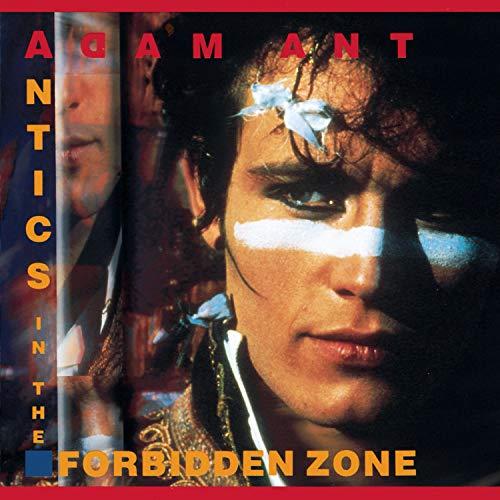 Ant, Adam - Antics in the Forbidden Zone