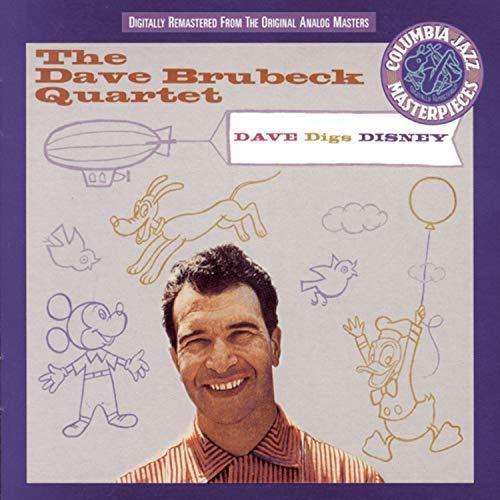 Dave Brubeck - Dave Digs Disney