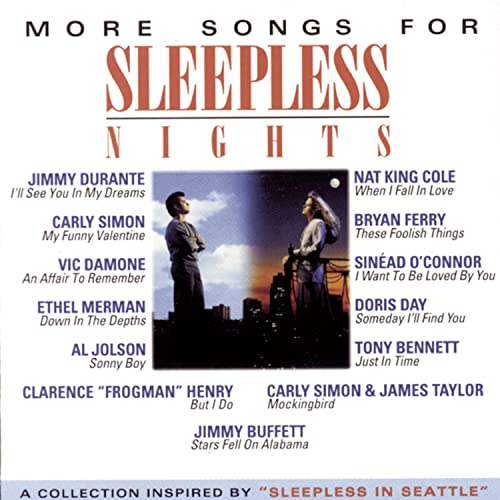 Various - More Songs for Sleepless Night