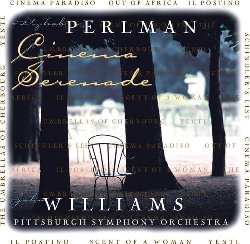 Itzhak Perlman & John William - Cinema Serenade 1 By Itzhak Perlman & John William