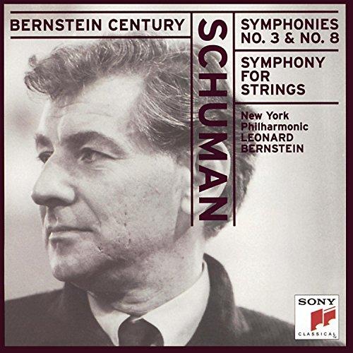 Schuman^Bernstein^Nyp - Schuman: Symphonies Nos. 3 & 8
