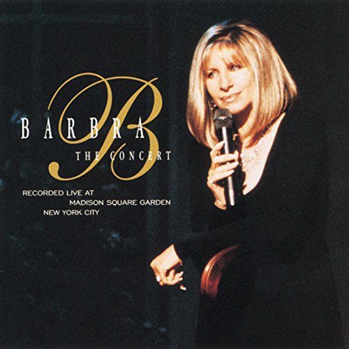 Barbra Streisand - Concert Recorded Live At Madis