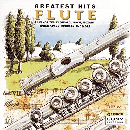 Various Artists - Flute Greatest Hits By Various Artists