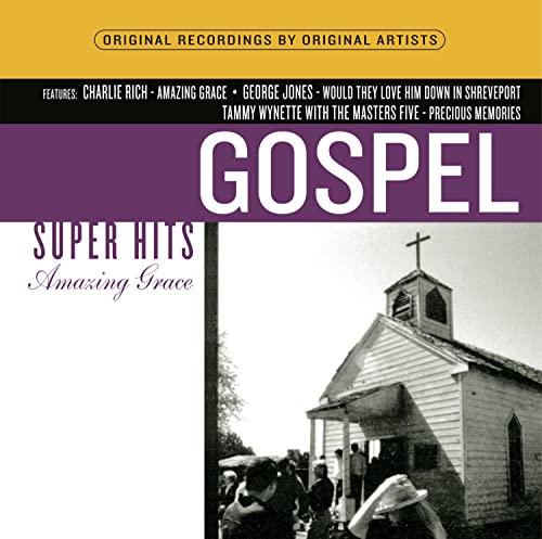Various - Amazing Grace: Gospel Super Hi