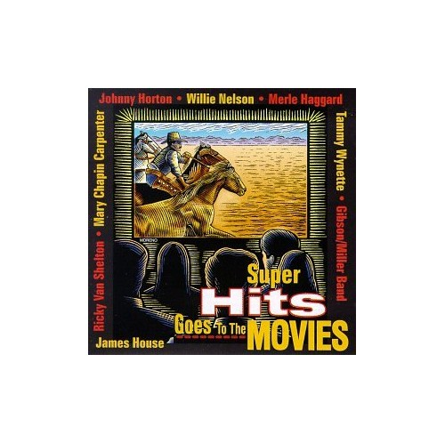 Various Artists - Super Hits Goes to the Movies