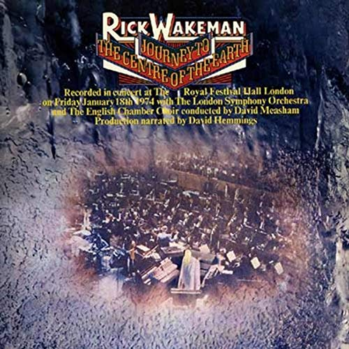 Rick Wakeman - Journey To The Centre Of The Earth By Rick Wakeman