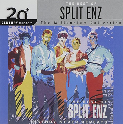 Split Enz - History Never Repeats: The Best of Split Enz