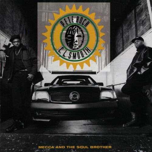 Mecca and the Soul Brother By Pete Rock
