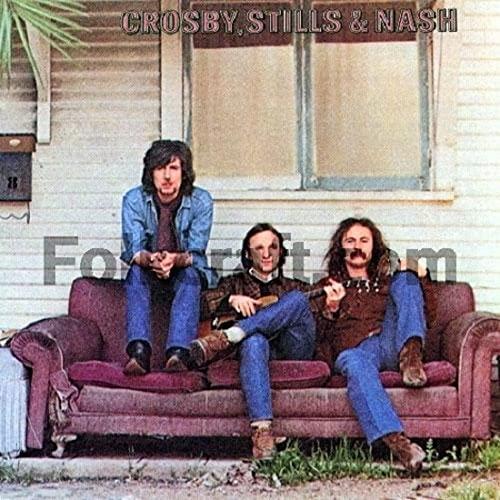 Crosby, Stills & Nash - Crosby, Stills & Nash By Crosby, Stills & Nash