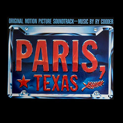 Paris Texas: Original Motion Picture Soundtrack By Ry Cooder